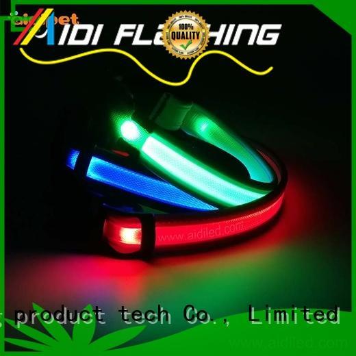 Hot light up dog collar remote AIDI Brand