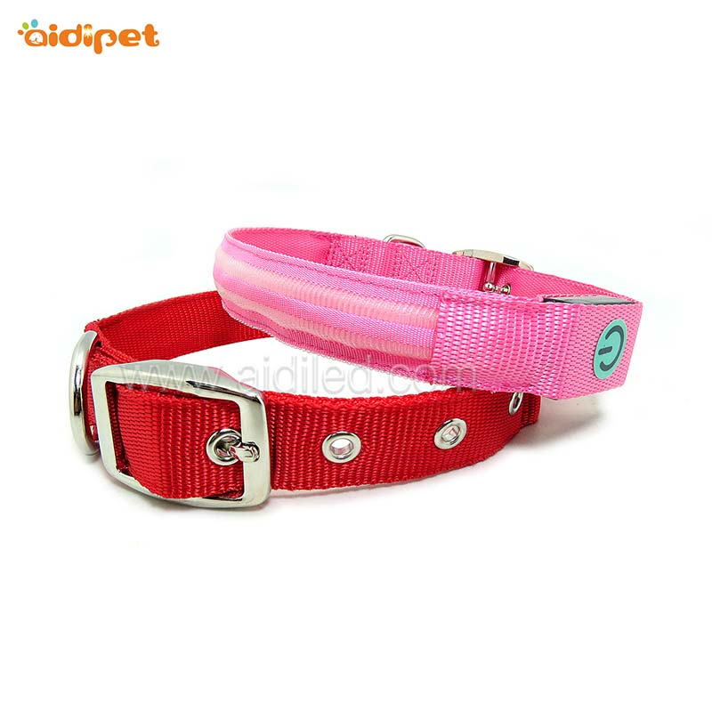 application-rechargeable night time dog collars inquire now for pet-AIDI-img-1