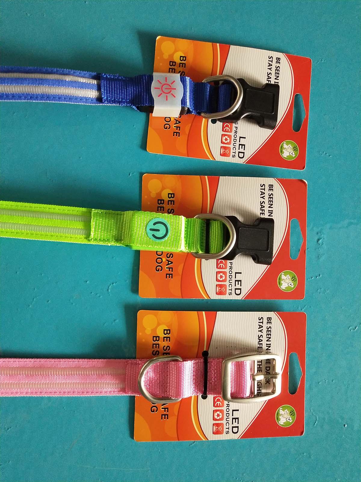 AIDI-High-quality Flashing Dog Collar | Aidi-c16 Custom Super Bright-8