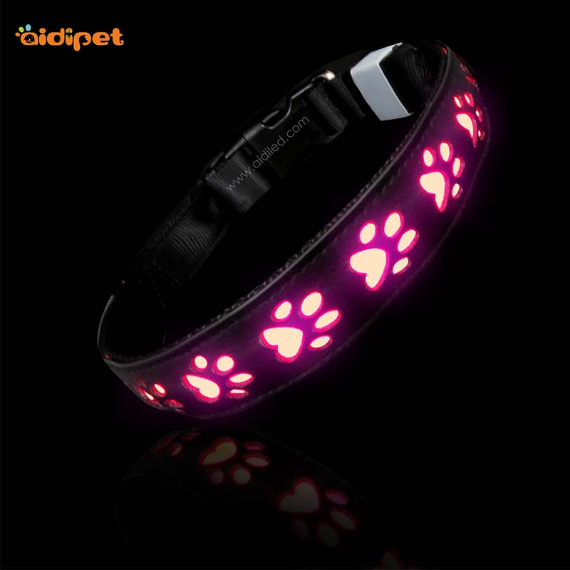 AIDI-dog collars that light up in the dark | Led dog collars | AIDI-2