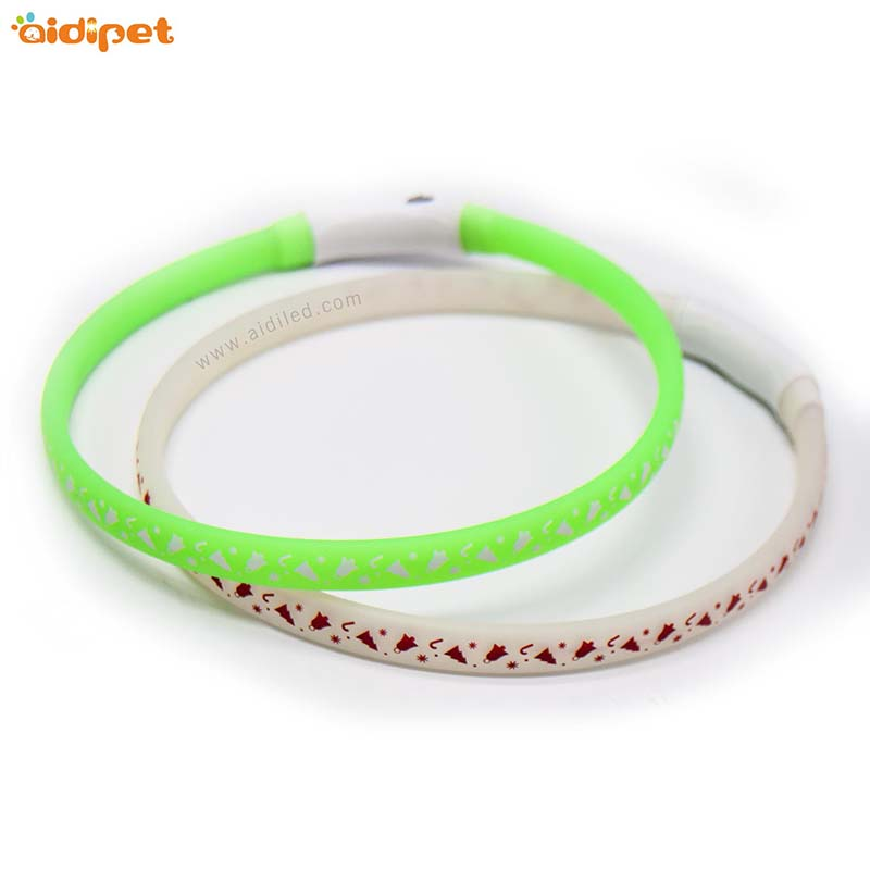 AIDI rechargeable rechargeable lighted dog collars inquire now for park-AIDI-img-1