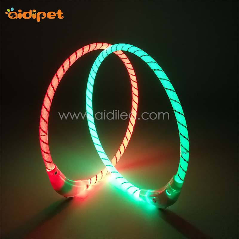 AIDI-dog collars that light up at night | Led dog collars | AIDI-1