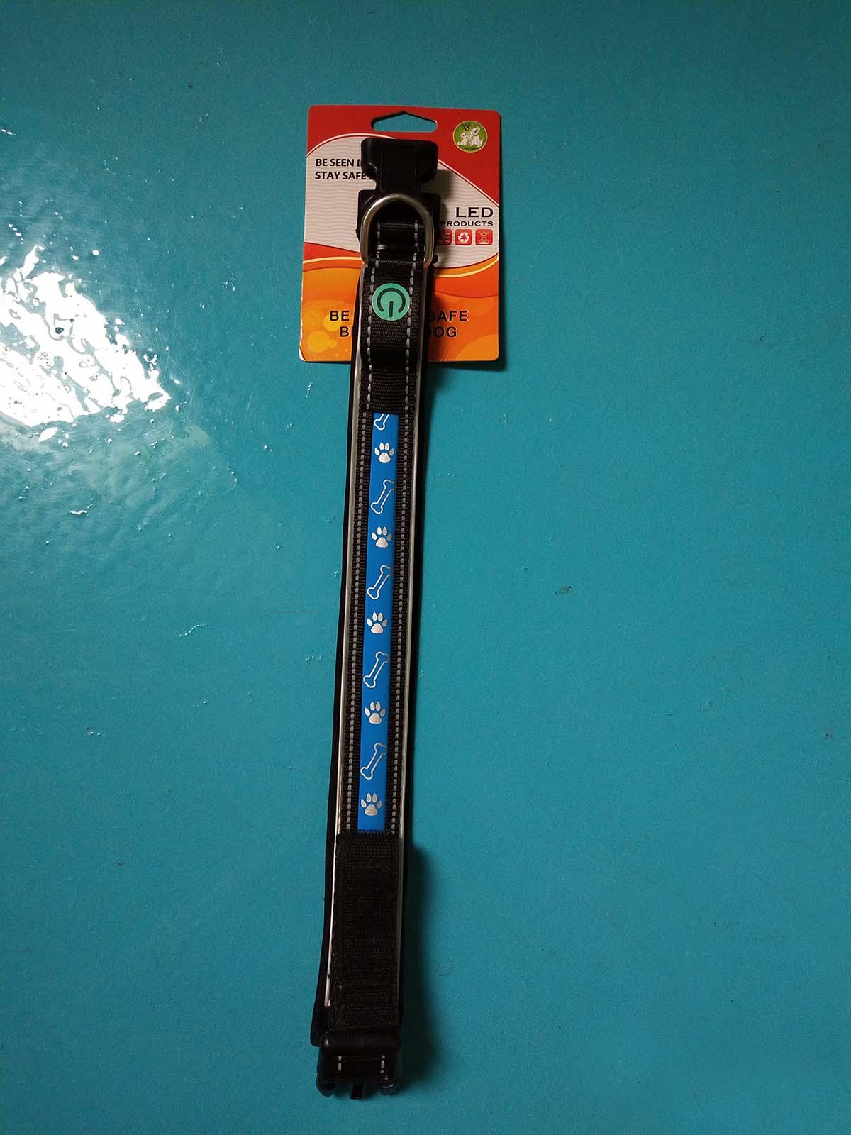 AIDI-Dog Collar Lights Waterproof Manufacture | Aidi-c1 Led Dog Collar-6