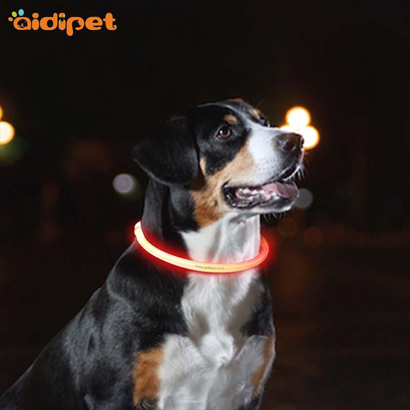 - Aidi-c1 Led Dog Collar