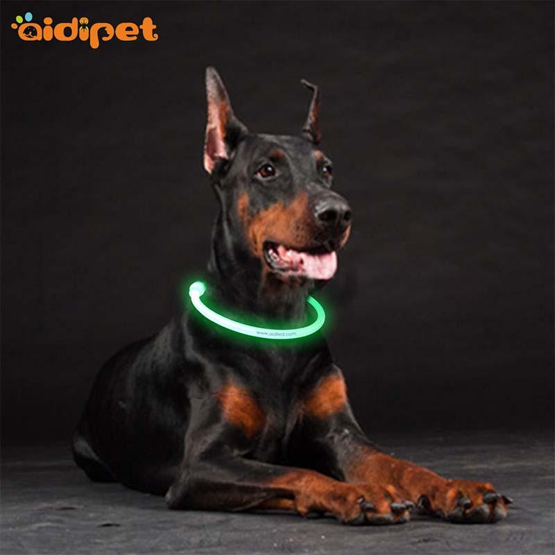 - Aidi-c1 Led Dog Collar-2