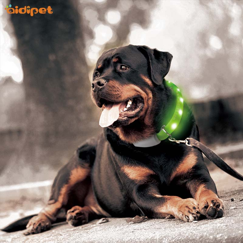 -Best Led Rgb Durable Fashionable Pet Collar Aidi-c7s Manufacture-1