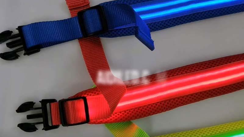 AIDI-C23 Best Rated Lighted Dog Collar Video