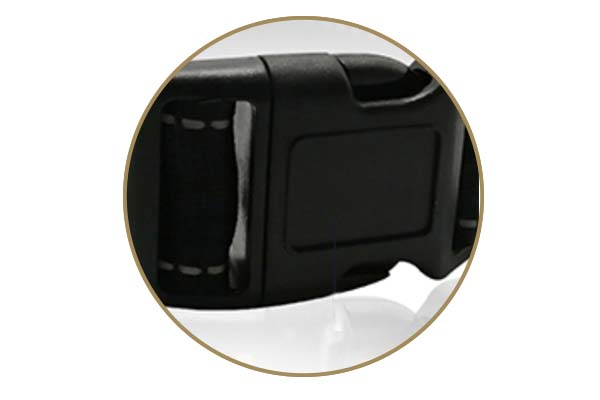 -High-quality | Bluetooth Connection Led App Controlled Pet Collarworld-4