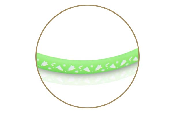 AIDI-Find Led Dog Collar Waterproof Led Christmas Printing Dog Collar-3