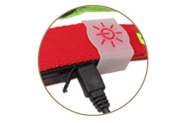 AIDI-Best Waterproof Lighted Dog Collars Aidi-c20 Wholesale Pet-6