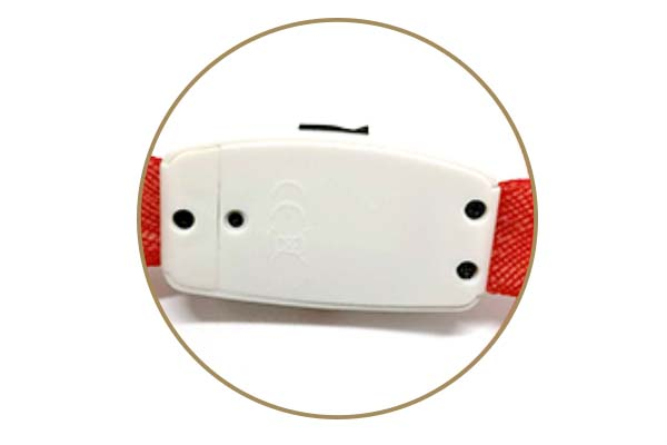 -Best Nylon Fish Filament Rechargeable Led Dog Collar Manufacture-4