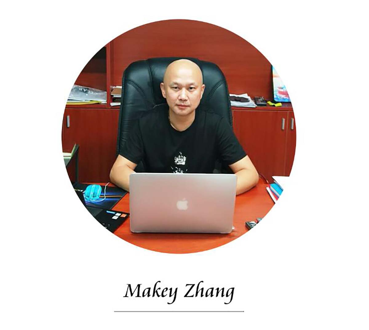 -Founder Introduction   Founder Is Introduced