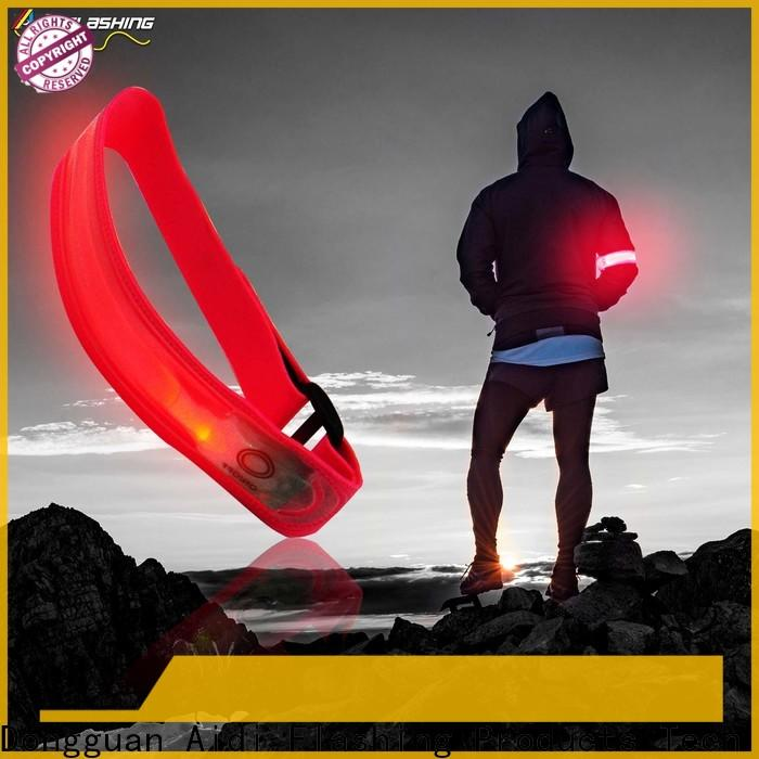 AIDI reflective led arm band from China for woman