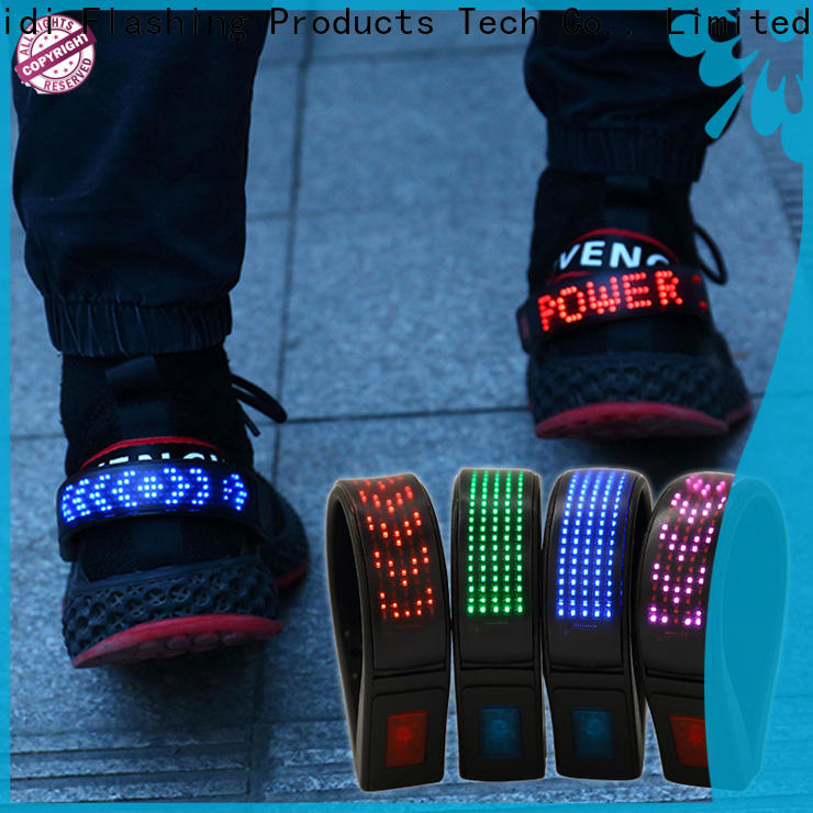 AIDI led shoe clip lights inquire now for children