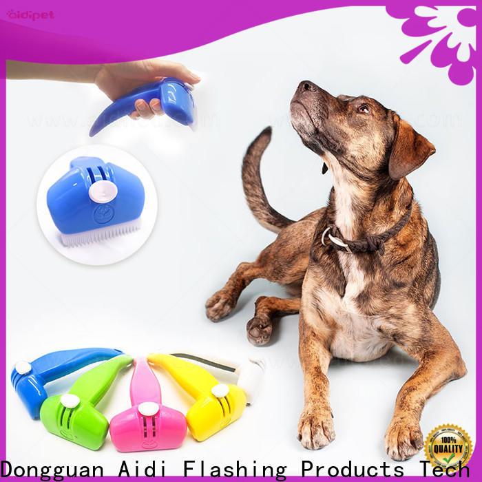 AIDI dog bottle free sample for wholesale