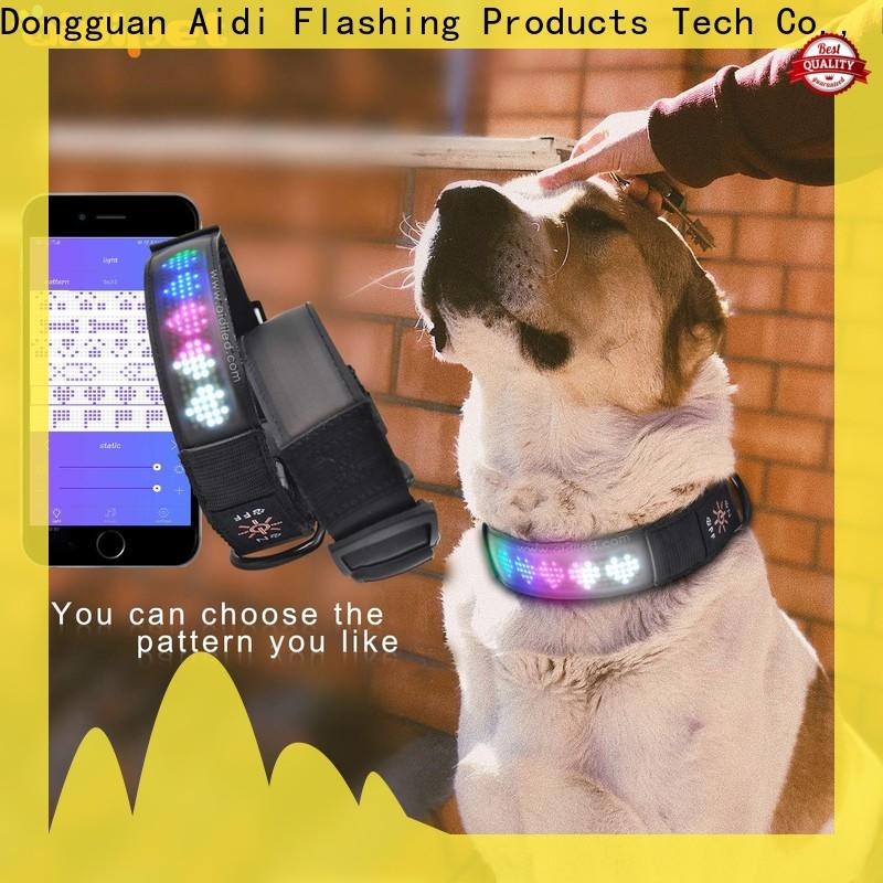filament personalized reflective dog collars inquire now for outdoors