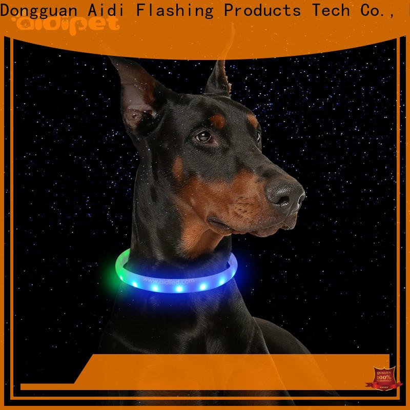 filament led dog collar waterproof factory for outdoors