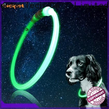 remote pet collar light factory for outdoors