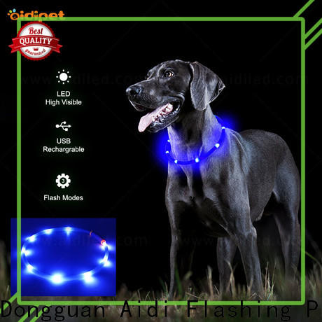 AIDI durable led dog collar waterproof inquire now for outdoors