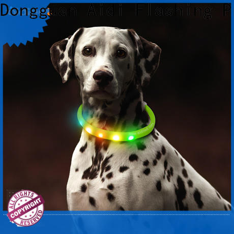 AIDI nite lite dog collars inquire now for pet