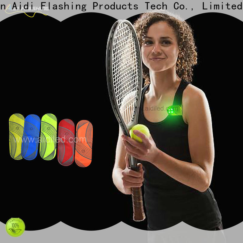 professional safety lights for runners wholesale for woman