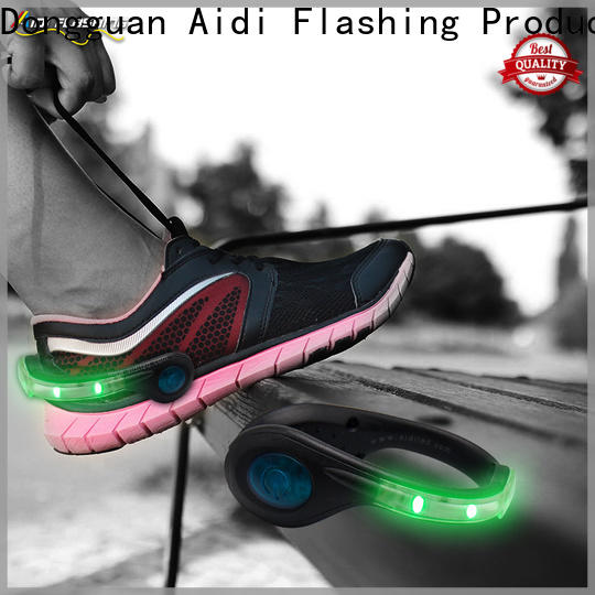 AIDI light up shoe clips with good price for outdoors