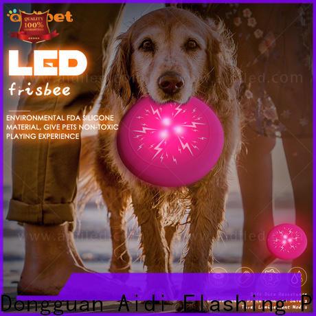 led flashing large dog toys factory for dog