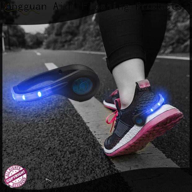 AIDI running shoe light clips factory for sports