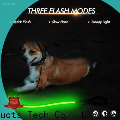 AIDI best led dog leash design for walking