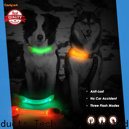 AIDI durable dog collars and accessories factory price for park