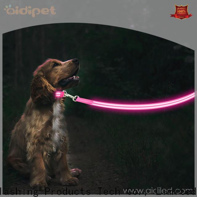 AIDI light up leash design for walking