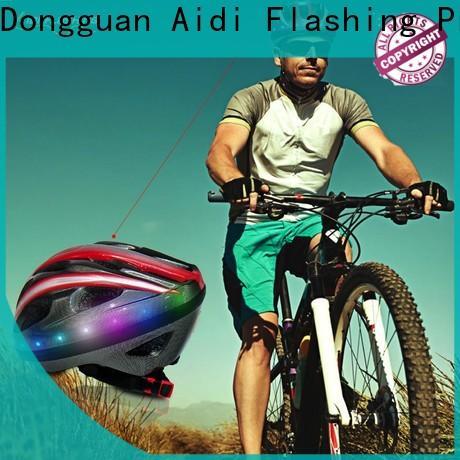 comfortable led helmet lights design for sports