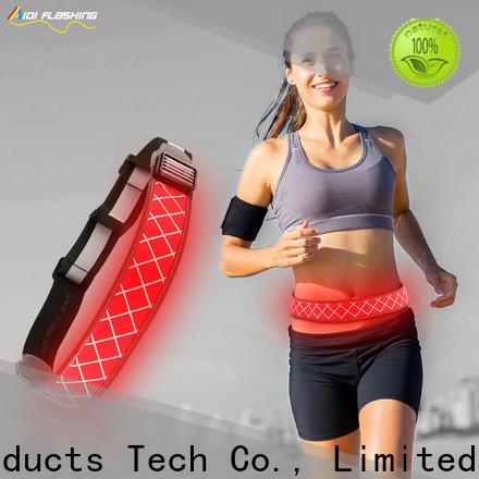 green led waist belt manufacturer for adults