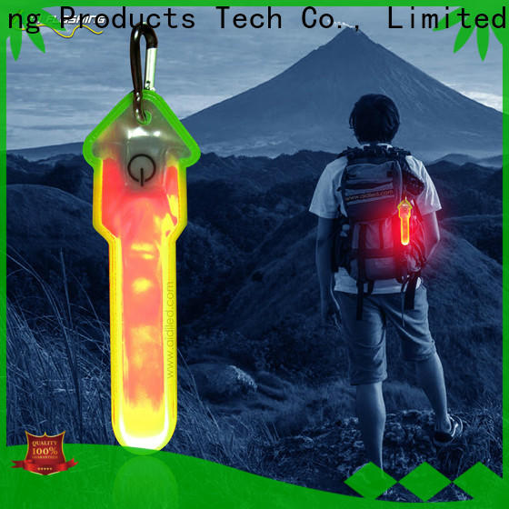 AIDI durable safety lights for runners wholesale for sports