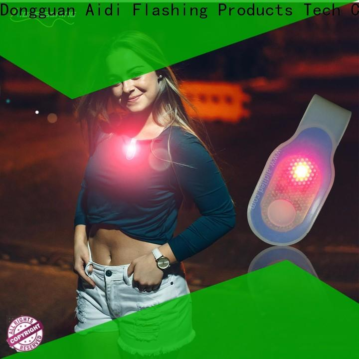 AIDI safety lights for runners factory price for sports