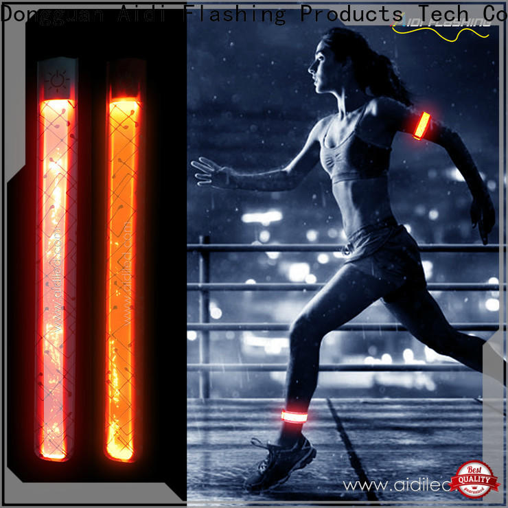 AIDI led slap band with good price for outdoors