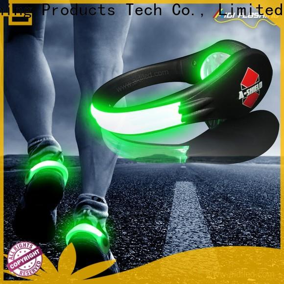 AIDI led shoe clip lights factory for sports