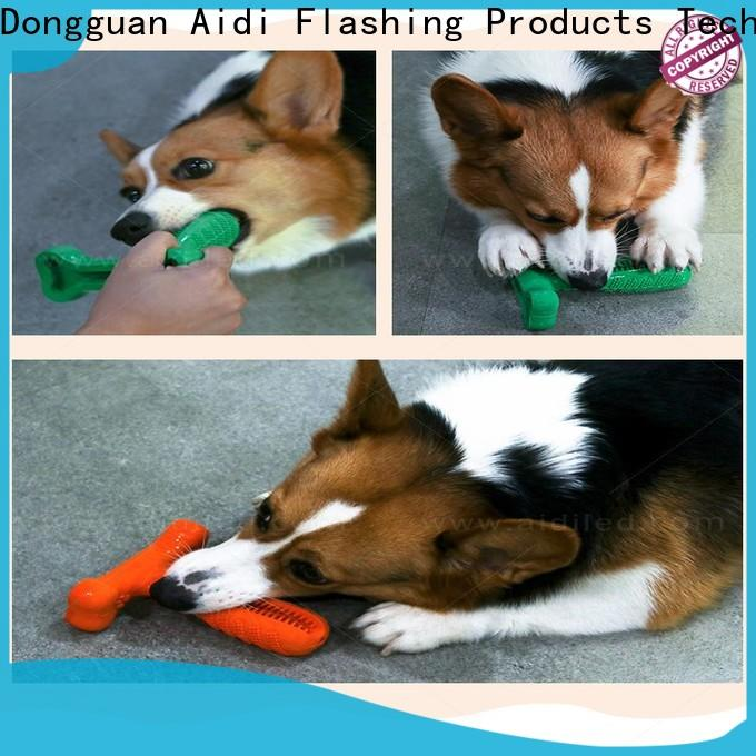 AIDI led flashing large dog toys supplier for dog