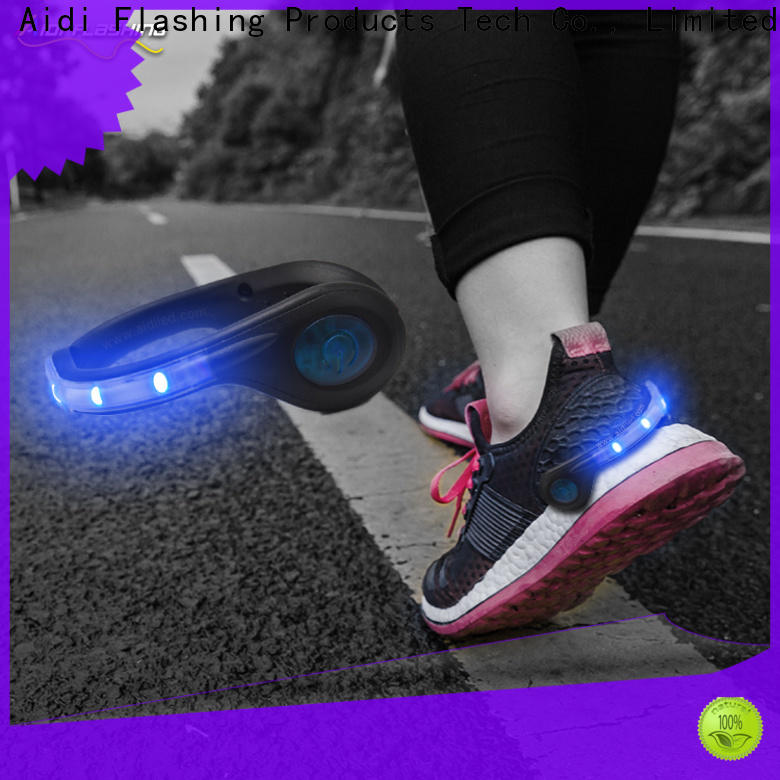 adjustable running shoe light clips inquire now for children