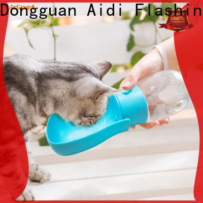 AIDI durable pet water bottle factory directly sale for pet