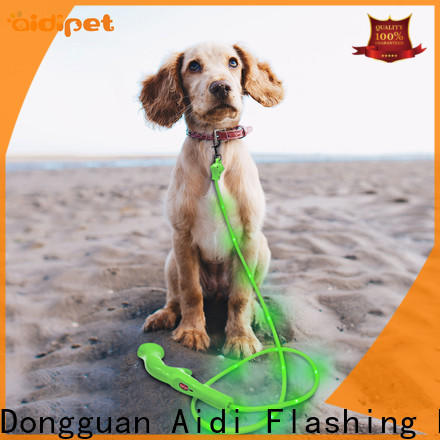 AIDI fishnet light up leash inquire now for walking