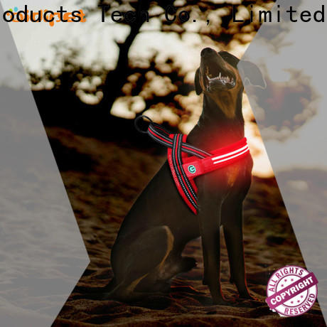nylon reflective dog harness series for outdoors