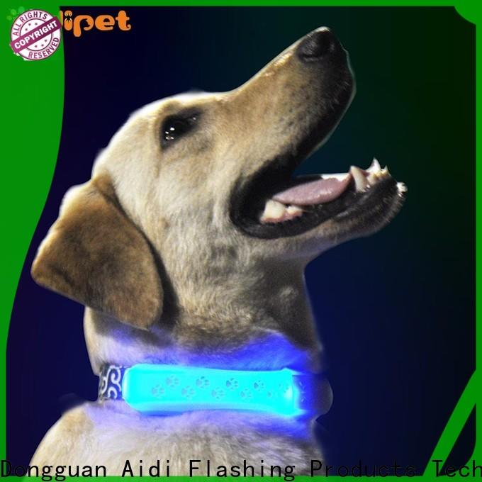 durable pet collar accessories supplier for outdoors