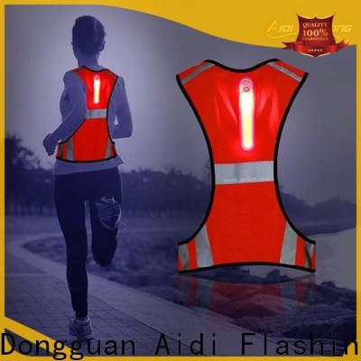 AIDI reflective vest manufacturer for outdoor