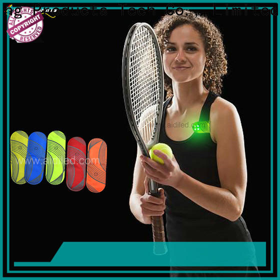 AIDI clip on running light personalized for outdoors