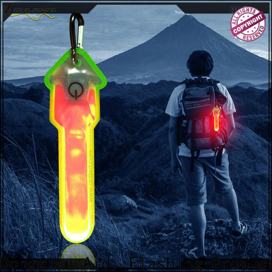led running waist light supplier for adults