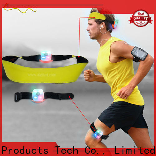 air permeable led sweatband wholesale for outdoor