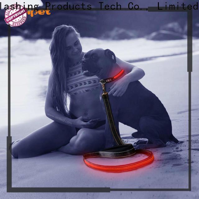AIDI lighted dog leash design for pet