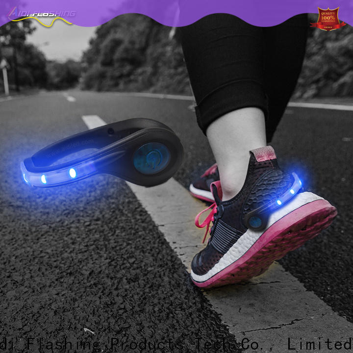 AIDI light up shoe clips factory for sports