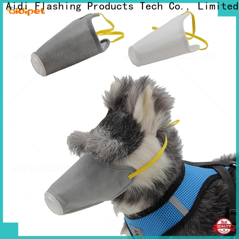 AIDI reflective dog collar accessory wholesale for park